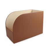 《Novella Amante》雜誌盒(杏褐色)