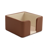 《Novella Amante》便籤盒(杏褐色)