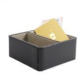 《Novella Amante》二格小收納盒(風尚黑)