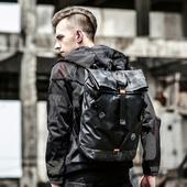 《TANGCOOL 唐酷》防潑水上掀式雙肩後背包(44x15x28cm)