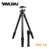 《SAMURAI》TSC 14碳纖維腳架