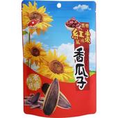 《即期2020.10.20 統記》黑糖紅棗瓜子(180g/袋)