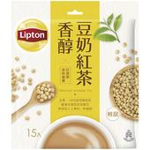 《立頓》香醇豆奶紅茶(15X19g)