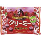 《名糖》巧克力-150G(草莓夾心)