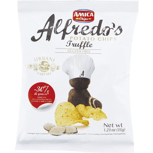 《即期:2020.7.18 Alfredo's》松露洋芋片(35g)