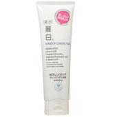 《日本熊野》油脂麗白2合1洗面乳190g/條 $95