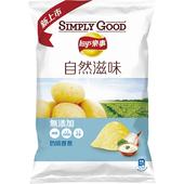 《SIMPLYGOOD》樂事奶焗香蔥味洋芋片(81g/包)