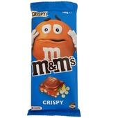 《M&M's》精選片裝脆心牛奶巧克力(100g)