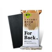 《日本Pelican》For Back背痘剋星美背皂(135g/顆)