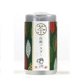 《京都舞妓》綠茶黑頭角質洗顏粉(50g/罐)