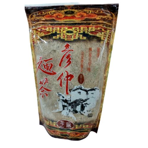 《彥仲》麵茶 600g/包(芝麻 即期2020.07.22)