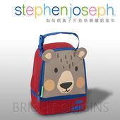《Stephen Joseph》多功能午餐袋(小熊)