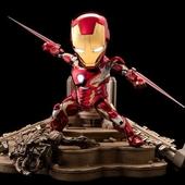 《野獸國》復仇者聯盟:奧創紀元 鋼鐵人 MK45 電鍍限定版(EAA-021SP)