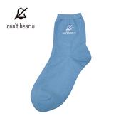 《OS》井字短襪24-27cm(圖案隨機出貨-淺藍)