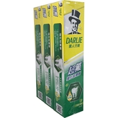 《黑人》超氟牙膏限量超值組(250g*3+贈品BT21馬克杯圖案隨機)