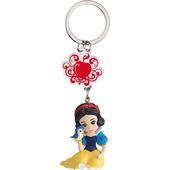 《野獸國》迪士尼公主  蛋擊公仔鑰匙圈系列(白雪公主)