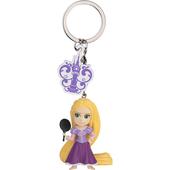 《野獸國》迪士尼公主  蛋擊公仔鑰匙圈系列(樂佩)