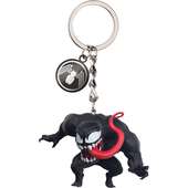 《野獸國》漫威英雄系列 蛋擊公仔鑰匙圈(猛毒)