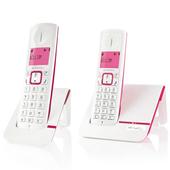 《Alcatel》數位雙手機無線電話 F200DUO