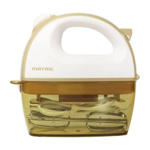 《MATRIC 松木》奶油糖芯收納盒攪拌器 MG-HM1203