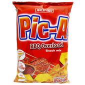《Pic-A》皮卡綜合脆片-BBQ風味(180g/包)
