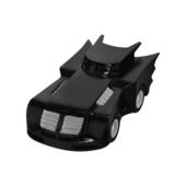 《野獸國》蝙蝠俠80周年系列迴力車 1992 蝙蝠俠動畫版(1992 蝙蝠俠動畫版)