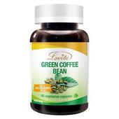 《Lovita 愛維他》綠咖啡 1600mg 素食(60顆)(1瓶)買就送:維生素C隨身包(3天份)