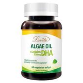 《Lovita 愛維他》孕婦專用藻油 200mg 素食(60顆)(1瓶)買就送:長效C隨身包(3天份)