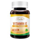 《Lovita 愛維他》天然維生素E 400IU 素食(60顆)(1瓶)買就送:長效C隨身包(3天份)