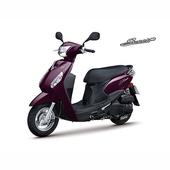 《YAMAHA山葉》JOG sweet 115 亮麗美色 日行燈版- 2020年新車(深紫)