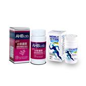 《扭力肽》二型膠原胜肽膠囊(60顆/盒)+白藜蘆醇葡萄多酚膠囊(60顆/盒)