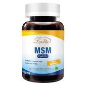 《Lovita 愛維他》專利MSM(添加薑黃)素食(120顆)(1瓶)買就送:長效C隨身包(3天份)