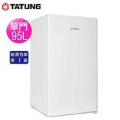 《TATUNG 大同》95公升一級能效單門冰箱TR-95M(含拆箱定位)