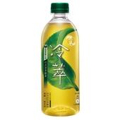 《原萃》冷萃日式深蒸綠茶(450ml)