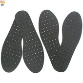 《月陽》超值2入台灣製造厚4mm通用型可裁剪奈米竹炭消臭鞋墊(WCV230)