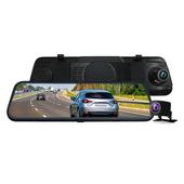《CARSCAM行車王》CR14全螢幕電子式觸控1080P後視鏡行車記錄器(CR14)
