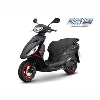 YAMAHA山葉機車 AXIS-Z 勁豪125 碟煞-日行燈版 -2020新車(深灰黑(消光))