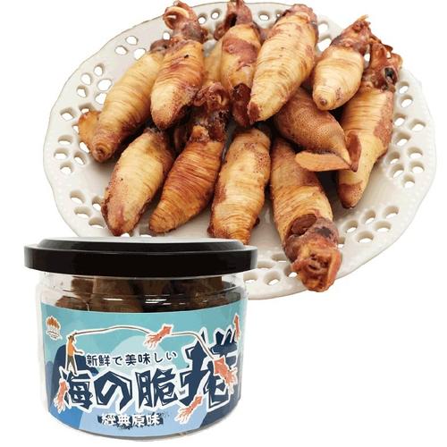 《五桔國際》海的脆捲-40g±5%/罐(經典原味)