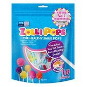 《Zollipops》木糖醇無糖棒棒糖-綜合水果口味(50g/包)