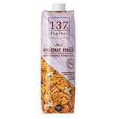 《137degrees》核桃飲-1L/瓶(原味)