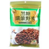 《達人傳家》黑糖纖維野麥210g/包