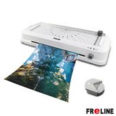 《FReLINE》A4打孔多功能護貝機 FM-460