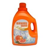 《艾可潔》葡萄柚香氣洗衣精(4000ml+400ml/瓶)
