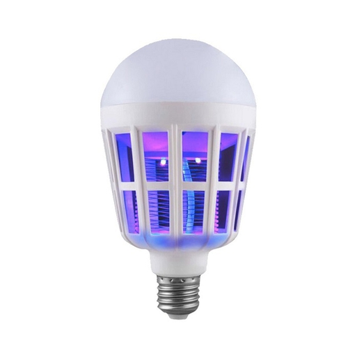 LED滅蚊紫燈泡(9.5X17cm)