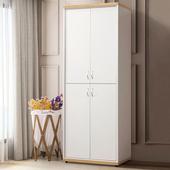 《Homelike》伊麗莎2.7尺雙吊衣櫃