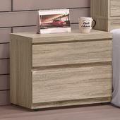 《Homelike》摩頓二抽床頭櫃