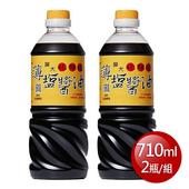 《屏大》薄鹽醬油(710ml X 2瓶)