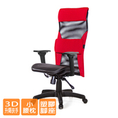 《GXG》高背電腦椅 (3D升降扶手) TW-170 E9(請備註顏色)