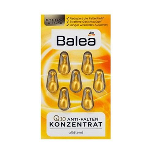 《BALEA》膠囊(Q10抗皺緊緻-黃-1mlX7入裝)