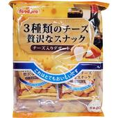 《Foodpro》起司夾心果子(144g/包)